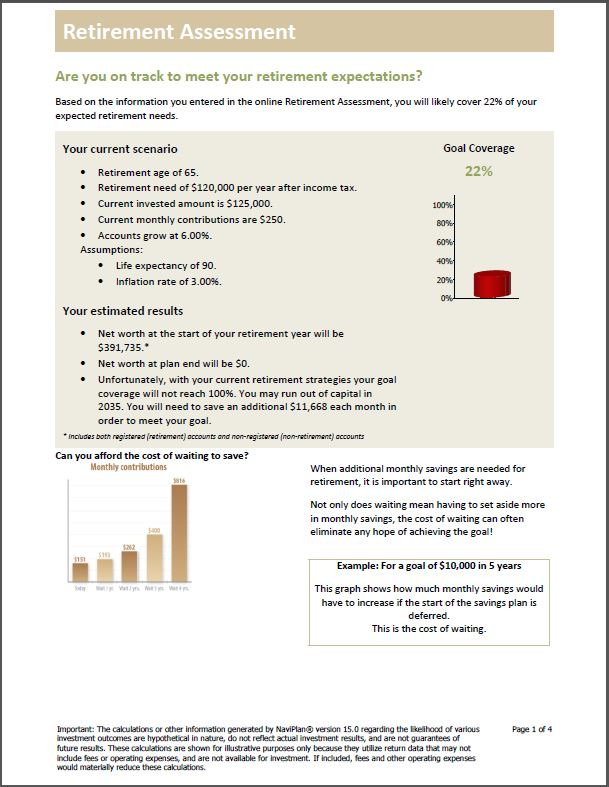 sample-page-retirement-assesment